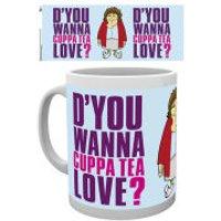 Mrs. Browns Boys Cup of Tea Mug