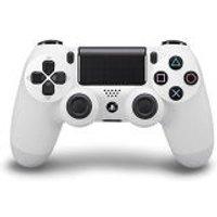 Sony PlayStation 4 DualShock 4 Controller V2 - Glacier White