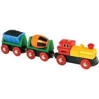 Brio Battery Powered Action Train