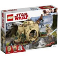 LEGO Star Wars Classic : La Hutte de Yoda (75208)