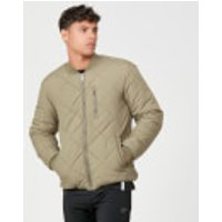 Pro-Tech Quilted Bomber - M