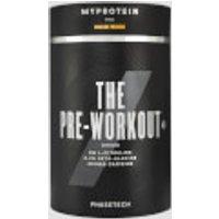 THE Pre-Workout+ - 20servings - Orange Mango