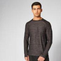 Dry-Tech Infinity Long-Sleeve T-Shirt – Schiefergrau - M