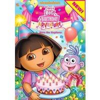 Dora The Explorer: Big Birthday Adventure