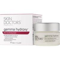 Crema rejuvenecedora Gamma Hydroxy de Skin Doctors (50 ml)