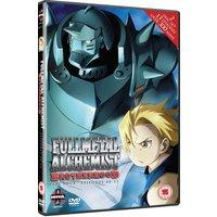 Fullmetal Alchemist Brotherhood Four (Episodes 40-52)