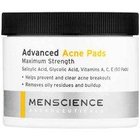Toallitas Advanced Acnede Menscience(50 almohadillas)