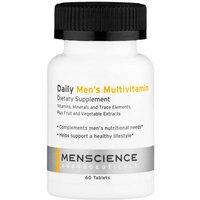 Complementos alimentarios Menscience Daily Mens Multivitamin - 60 cápsulas