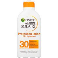 Ambre Solaire Ultra-Hydrating Shea Butter Sun Protection Cream SPF30 200ml