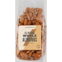 Myprotein Natural Nuts (Whole Almonds) 100% Natural - 400g