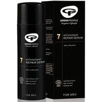 Organic Homme 7 Active Fix Repair Serum de Green People (50 ml)