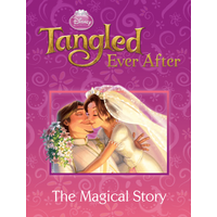 Tangled Ever After: The Magical Story - Books Gifts