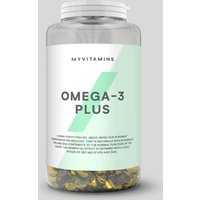 Omega-3 Plus Softgels - 250Capsules