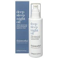 Aceite de noche relajante this works Deep Sleep (120ml)