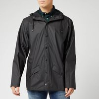RAINS Men's Jacket - Black - XS/S