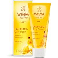 Crema hidratante corporal Weleda Baby Calendula(75ml)