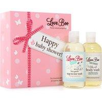 Pack de geles de ducha de Love Boo Happy Baby- Gel corporal para mamás y bebés