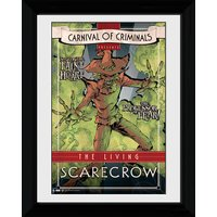 Batman Circus Scarecrow - 30 x 40cm Collector Prints - Batman Gifts