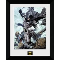 Batman Scarecrow - 30 x 40cm Collector Prints - Batman Gifts