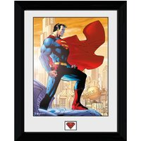 Superman Daily Planet - 30 x 40cm Collector Prints - Superman Gifts
