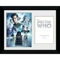 Doctor Who 11th Doctor - 30 x 40cm Collector Prints - Doctor Who Gifts