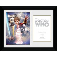 Doctor Who 6th Doctor Colin Baker - 30 x 40cm Collector Prints - Doctor Who Gifts
