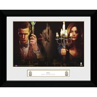 Doctor Who Hide - 30 x 40cm Collector Prints - Doctor Who Gifts
