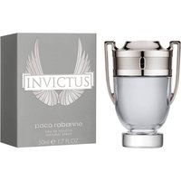 Paco Rabanne Invictus for men EDT 50ml  Spray