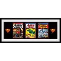 DC Comics Superman Comics - 30x75 Collector Prints - Comics Gifts