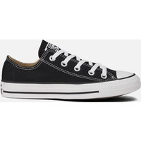 Converse Chuck Taylor All Star Ox Trainers - Black - UK 4