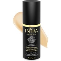 INIKA Certified Organic Liquid Mineral Foundation (Varios colores) - Beige