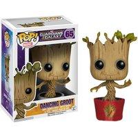 'Marvel Guardians Of The Galaxy Ravagers Logo Dancing Groot Funko Pop! Vinyl - Ee Exclusive
