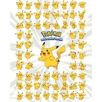 Pokémon Pikachu - Mini Poster - 40 x 50cm - Poster Gifts