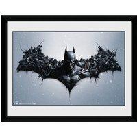 DC Comics Batman Comic Origins - Framed Photographic - 16 x 12inch - Comics Gifts