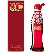 Moschino Chic Petals Eau de Toilette 100ml