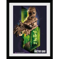 Doctor Who Mummy - 16x12 Framed Photographic - Doctor Who Gifts
