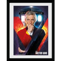 Doctor Who Solo - 16x12 Framed Photographic - Doctor Who Gifts