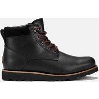 UGG Mens Seton Lace up Boots - Black - UK 8