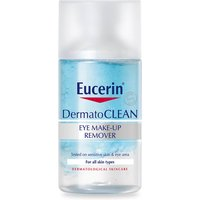 Eucerin(r) DermatoCLEAN Eye Make-Up Remover (125ml)