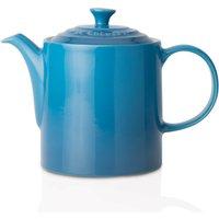 Le Creuset Stoneware Grand Teapot - Marseille Blue
