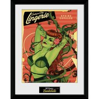 DC Comics Posion Ivy - 16 x 12 Inches Framed Photographic - Comics Gifts
