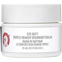 Bálsamo de noche contorno de ojos First Aid Beauty Eye Duty Triple Remedy (15ml)