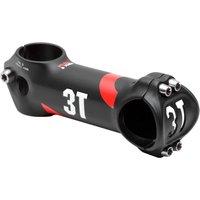 3T Arx II Team Stem - +/- 6 Degrees - 90mm - Black/Red