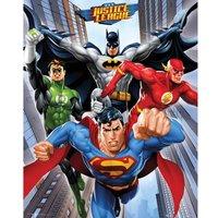 DC Comics Rise - 16 x 20 Inches Mini Poster - Comics Gifts