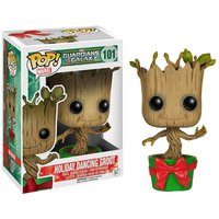 'Guardians Of The Galaxy Holiday Dancing Groot Pop Vinyl Figure