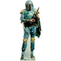 Star Wars Boba Fett Cut Out - Star Wars Gifts