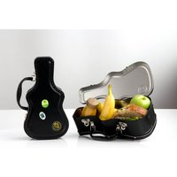 Guitar Case Lunch Box - Music Gifts