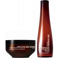Shu Uemura Art of Hair Shusu Sleek Shampoo (300ml) and Masque (200ml)