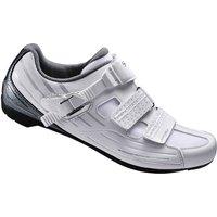 Shimano RP3W SPD-SL Cycling Shoes - White - EUR 35 - White