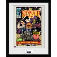 Doctor Who Pasternoster - 16 x 12 Inches Framed Photographic - Doctor Who Gifts